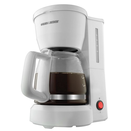 Black + Decker DCM600W Coffeemaker