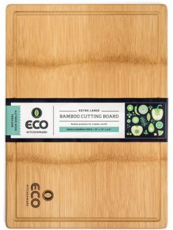 Eco Kitchenware Extra Large Cutting Board