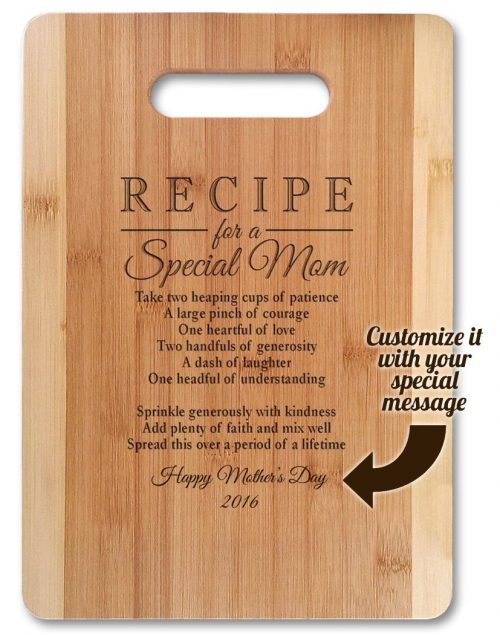 Stocking Factory Custom Cutting Board