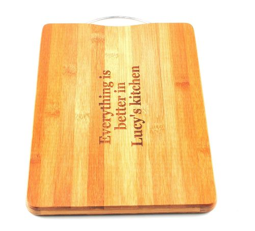 GP Personalized Cutting Board