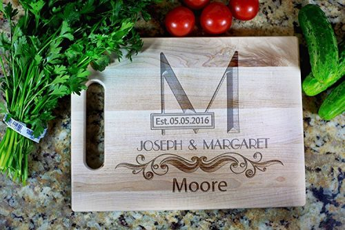 OleksynPrannyk Personalized Cutting Board