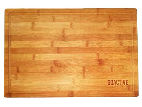 Go Active Lifestyle 18 X 12-Inch Cutting Board