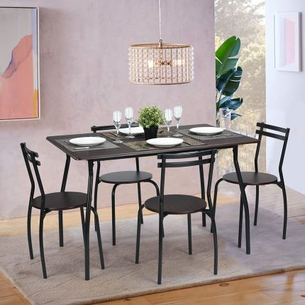 Homycasa 4PC Dining Set