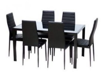 IDS Home 7-Piece Furniture Set