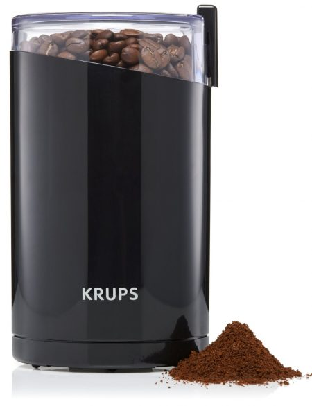 KRUPS F203 Coffee Grinder- Best Fast Coffee Machines in 2016