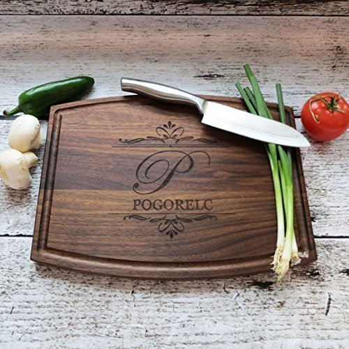 donebetter Personalized Cutting Board