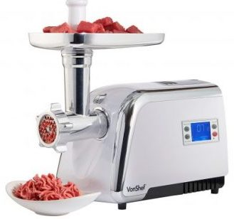 VonShef Electric Meat Grinder