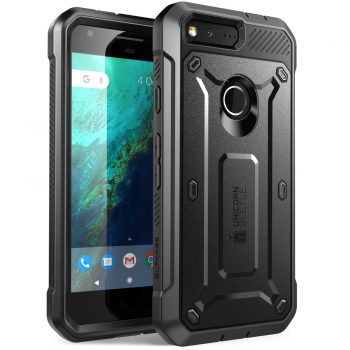 Google Pixel Case, SUPCASE Full-body Rugged Holster Case - Best of Google Pixel cases