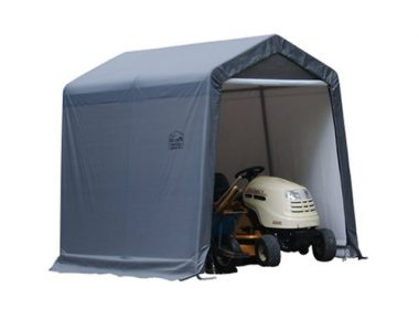 ShelterLogic Shed-in-a-Box Car Tent