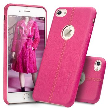 QIALINO iPhone 7 Case (Pink)