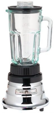 3. Waring WBP05 Kitchen Blender (Chrome)