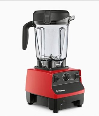 7. Vitamix 5300 Blender (Red)