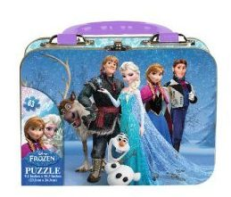 5. Cardinal Industries 63-Piece Frozen Mini Puzzle
