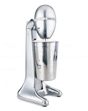 2. Hamilton Beach 730C Drink Mixer (Chrome)