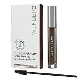 1. Wunder2 Wunderbrow Eyebrow Gel (Black/Brown)-Best Wunderbrow Eyebrows In 2017