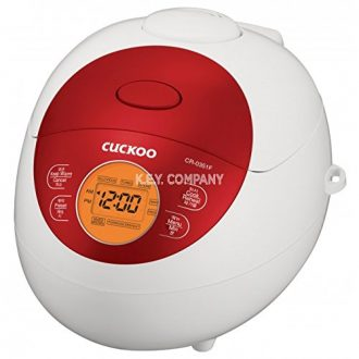 4. Cuckoo CR-0351F Rice Cooker