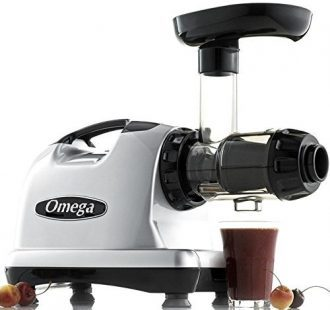 1. Omega J8006 Juice Extractor-Best Omega Juicer In 2017