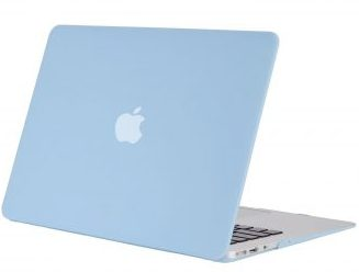 Mosiso MacBook Case Cover (Model A1369 and A1466) Airy Blue