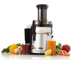 8. Omega Juicers OMG500S Centrifugal Juicer