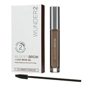 3. Wunder2 Wunderbrow Brow Gel (Blonde)
