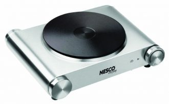 6. Nesco SB-01 1500-Watt Electric Burner