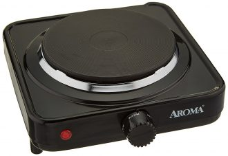 3. Aroma Housewares AHP-303/CHP-303 Single Hot