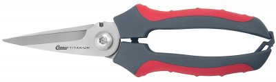 """Clauss 18039 8"""" Snips with Wire Cutter"""