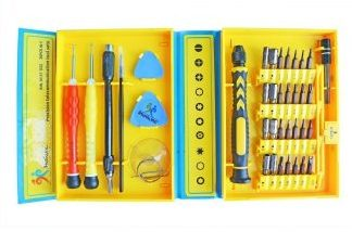 2. iHuniu IHN10157 30 Bits Screwdriver Set
