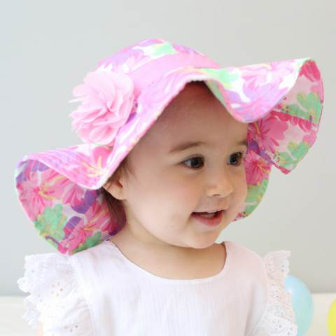 Top 10 Best Baby Sun Hats Reviews In 2019 - The Review Leader aff33320c96