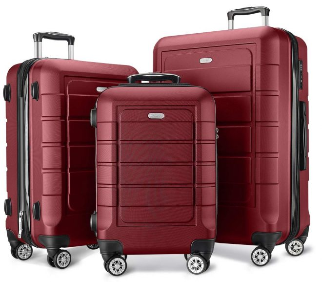 TOP 10 BEST MODERN LUGGAGE SETS WITH SPINNER IN 2019