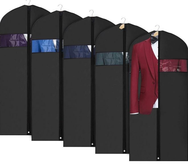 TOP 10 BEST GARMENT BAGS FOR SUITS IN 2019