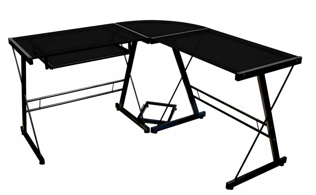 Picture of: Top 10 Best Corner Gaming Desks In 2020 Thereviewleader