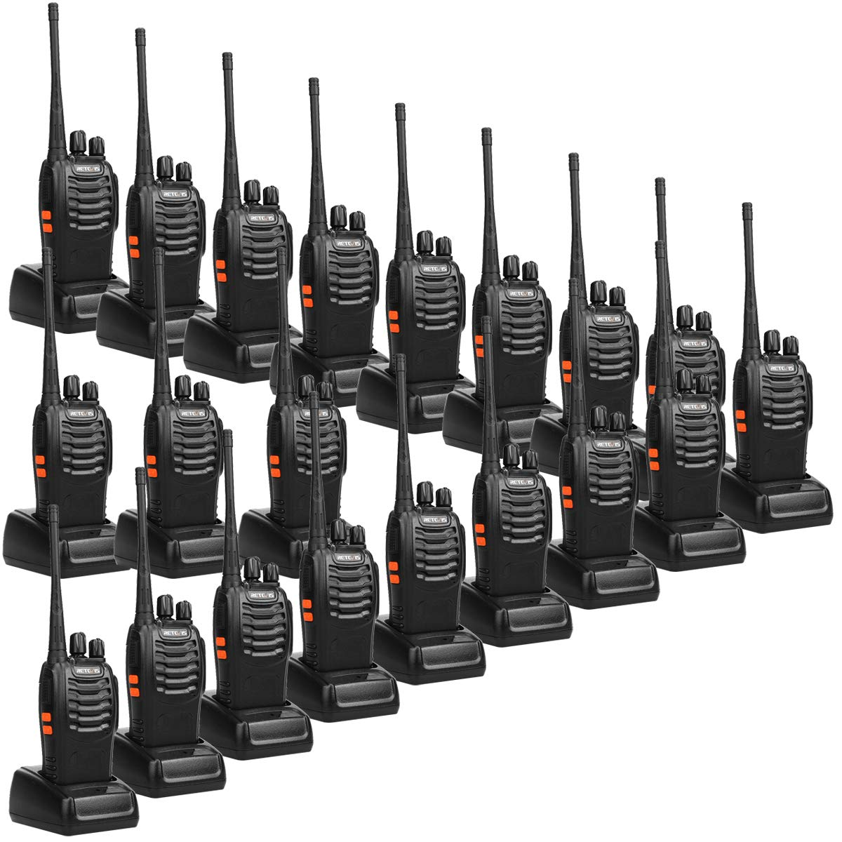 TOP 10 BEST LONG RANGE WALKIE TAKIE WITH TWO WAYS RADIO IN 2020