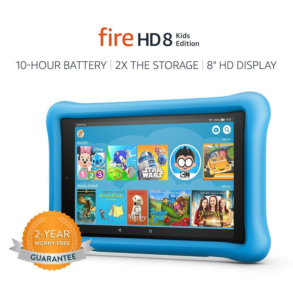 TOP 5 BEST AMAZON FIRE TABLETS FOR YOU IN 2020