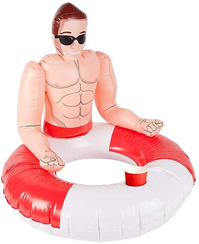 Best Inflatable Hunk Pool Float
